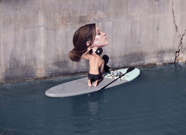 arte callejero en tabla de surf7