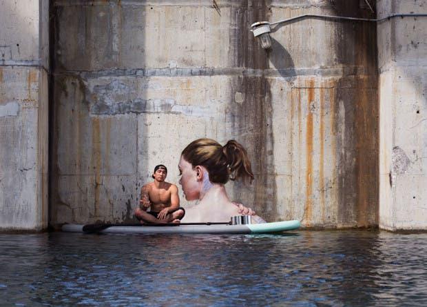 arte callejero en tabla de surf9