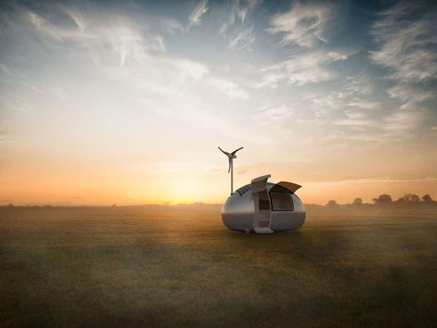 casa sustentable solar