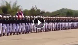soldados domino