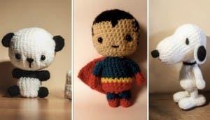 munecos-crochet
