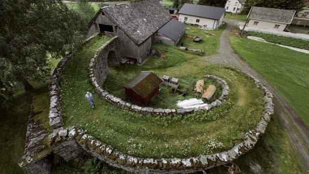 Granero-en-valldal