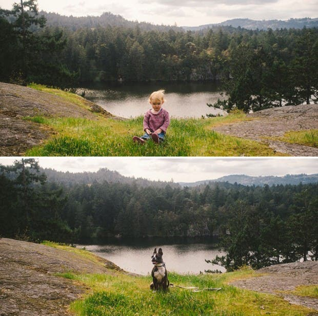 I-Photograph-My-Daughter-And-Dog-In-The-Same-Setting7__880