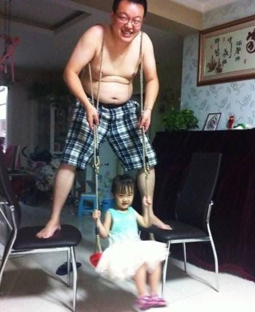 columpio paterno