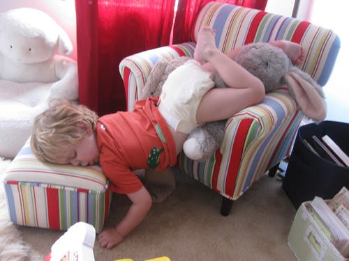 niños dormidos 2