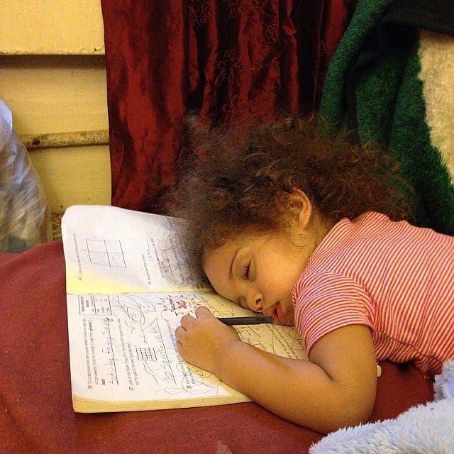 niños dormidos 7