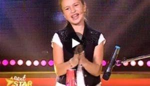 nina-11-anos-talento-cantante-percusion