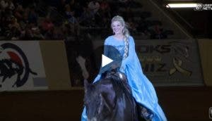 baile-frozen-caballo-video