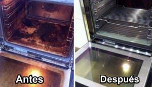 horno-antes-despues-trucos-de-limpieza