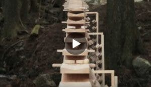 pelotita-escalera-experimento