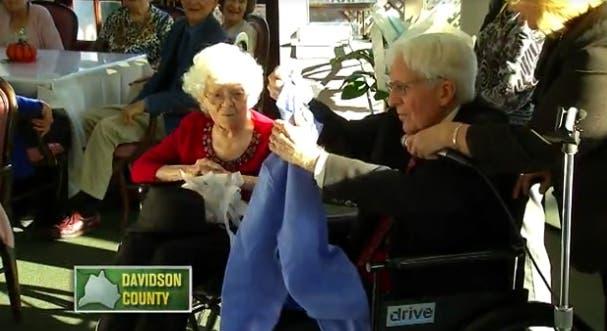 Tienen 100 años y llevan 77 años juntos ¡Una clara demostración de que el amor verdadero existe!