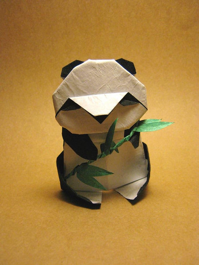 origami quien lo invento