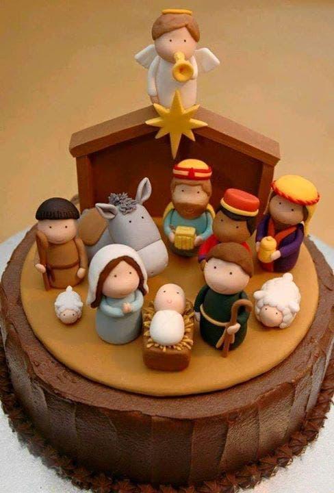 pasteles navideños 1