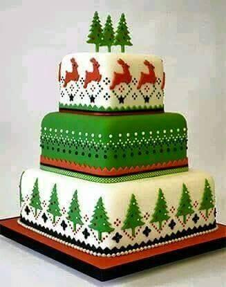 pasteles navideños 10
