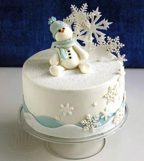 pasteles navideños 2