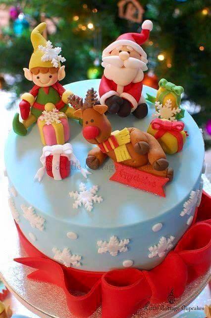 pasteles navideños 3