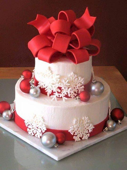 pasteles navideños 9