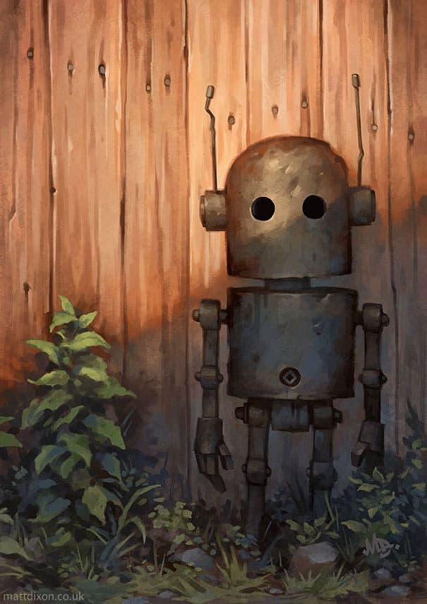 robots solitarios  13
