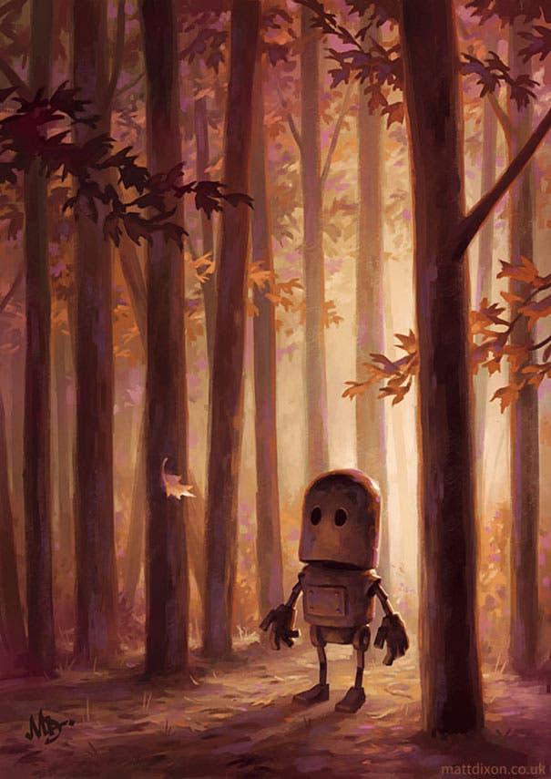 robots solitarios 4
