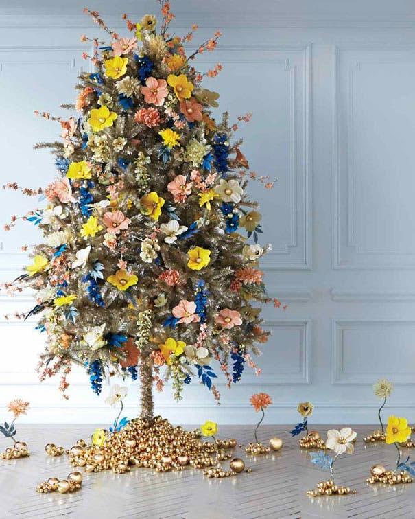 arbol-de-navidad-de-flores10 - copia