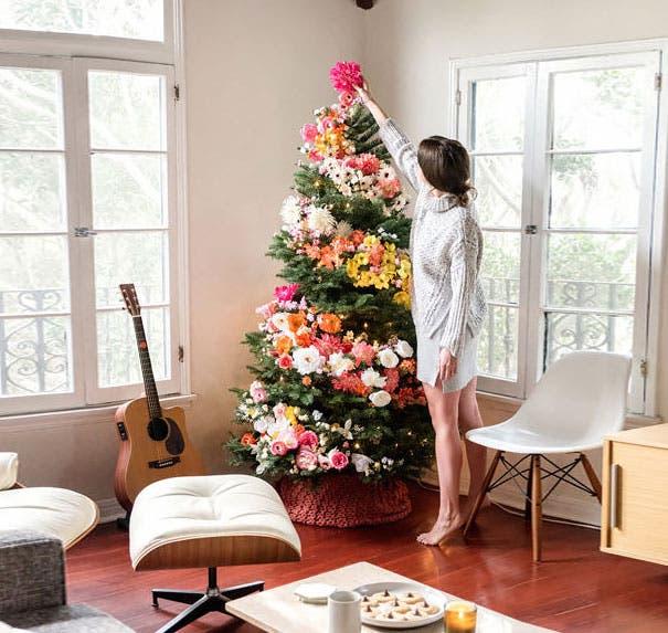 arbol-de-navidad-de-flores4