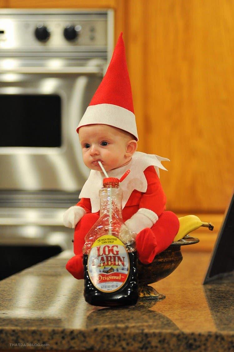 bebe-elfo-fotos-divertidas-con-su-papa4
