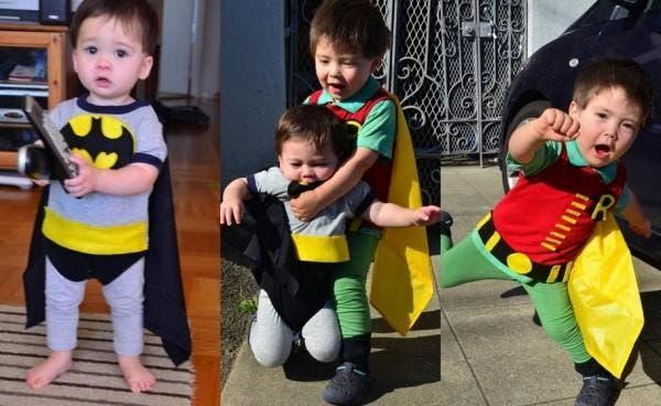 Una adorable galería de bebés disfrazados ¡Lo más tierno que verás en internet!