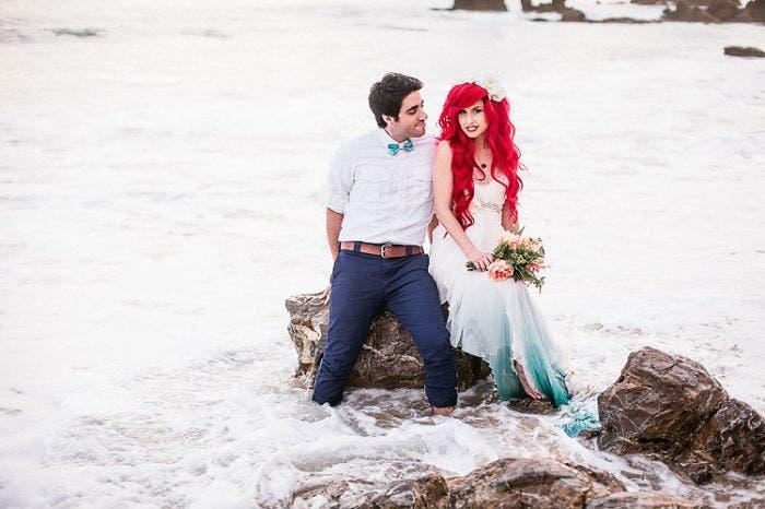 boda sirenita 1