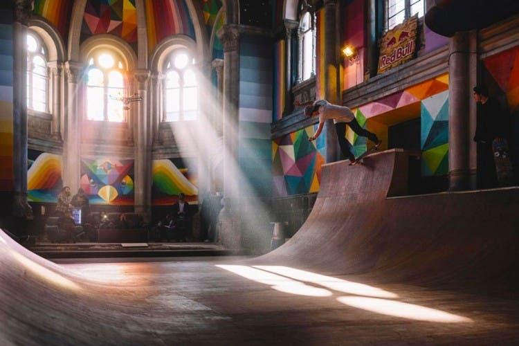 iglesia skate 3