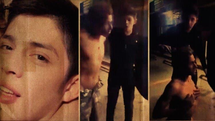 Un joven de 17 años torturó cruelmente a un indigente y gracias a Anonymous se entregó a la justicia