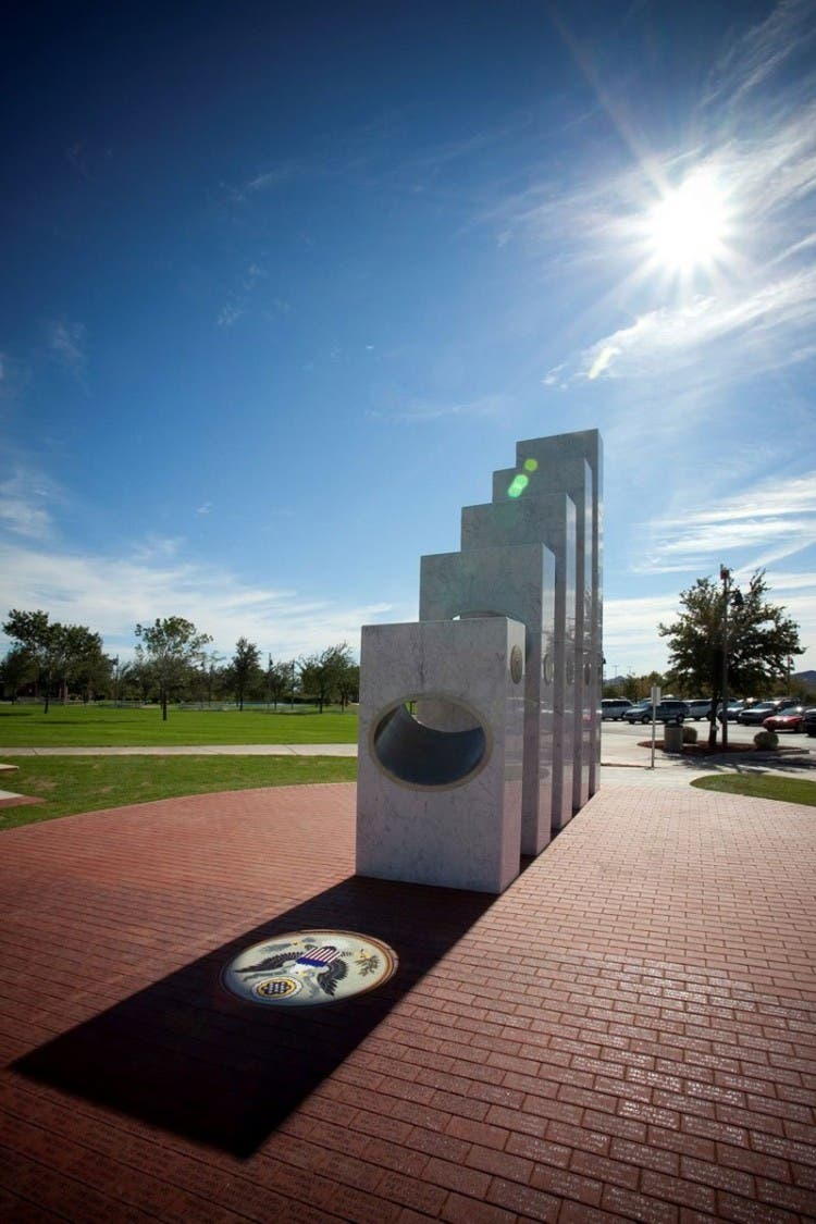 monumento dia veteranos 2