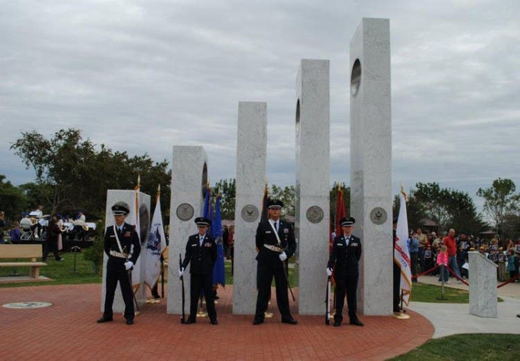 monumento dia veteranos 6