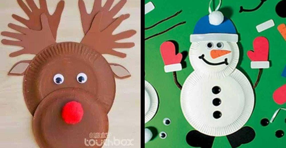 Navidad - Manualidades para navidades faciles ...