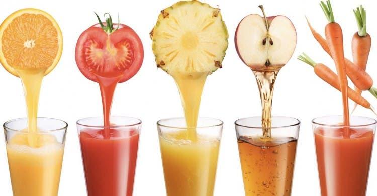 ¿Cuánta fruta tienen en realidad los productos de sabores frutales? La verdad da escalofríos