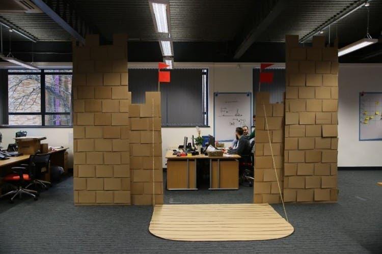 castillo de carton 14