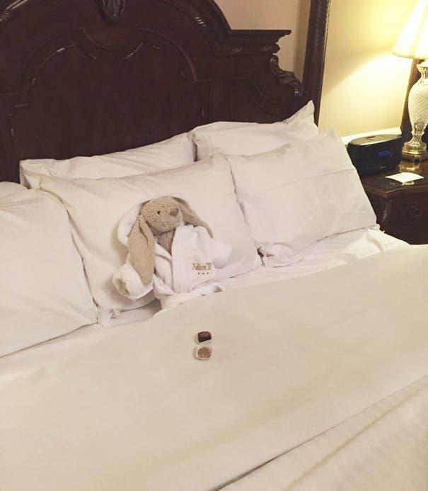 conejo en hotel 3