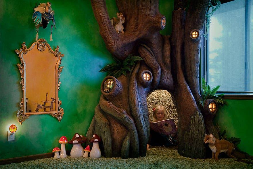 cuarto bosque de hadas 9