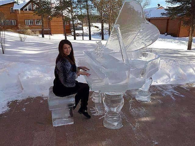 esculturas de hielo 1