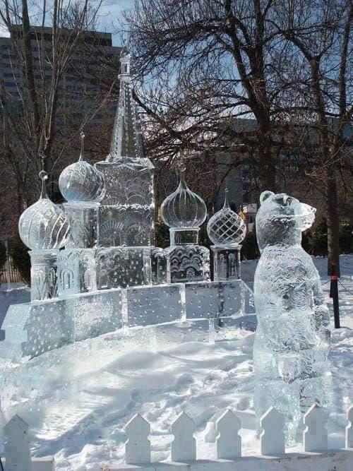 esculturas de hielo 3