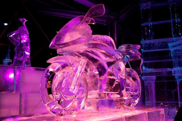 esculturas de hielo 6