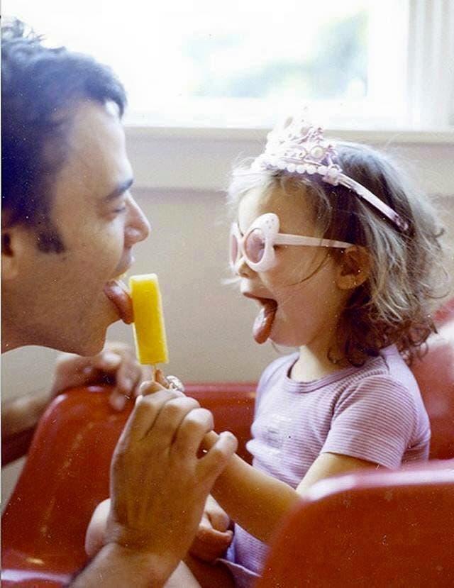 momento especial padre e hija 6