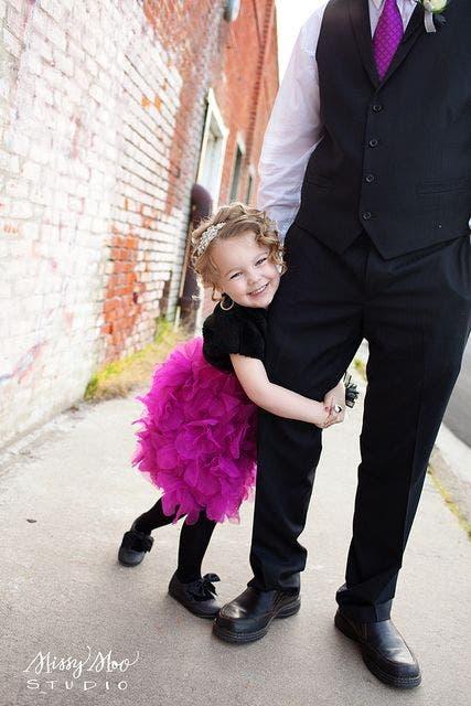 momento especial padre e hija 8