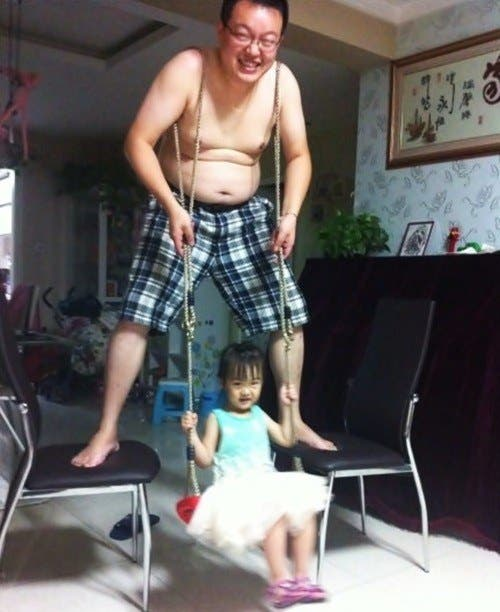 padres geniales hijas 12