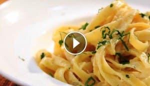 receta-pasta-parmesano-ajo