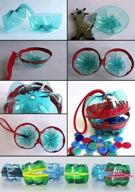 reciclar botellas 5
