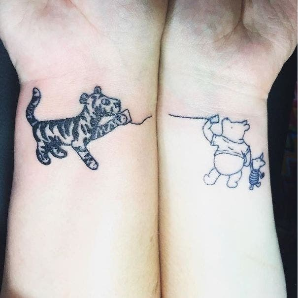 tatuajes madre e hija 10
