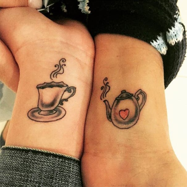 15 tatuajes madre e hija que demuestran el vínculo inquebrantable entre ambas