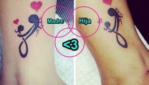 tatuajes madre e hija 16