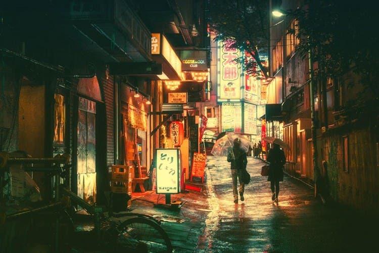 tokio de noche 7