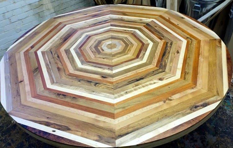 mesas madera reciclada 15